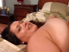 Asian BBW Interracial - Vanessa Lee