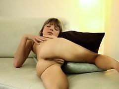 Allure, Allure, Blonde, Fingering, Masturbation, Seduction