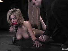 All, BDSM, Bound, Basement, Jizz, Tied Up