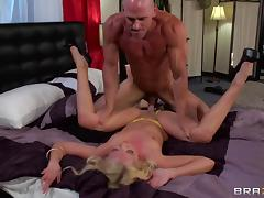 blonde porn star fucked roughly