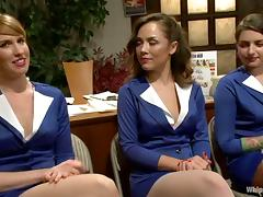 Femdom, BDSM, Bondage, Costume, Femdom, Spanking