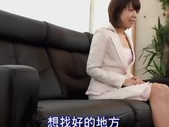 Titless Jap hottie banged in spy cam Japanese hardcore movie porn video