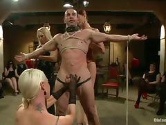 Mistress, Banging, BDSM, Bondage, Femdom, Gangbang