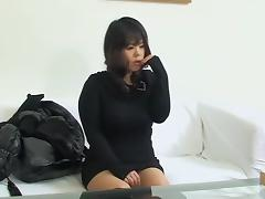 Slut gets her yoni all wet after she is fucked at the clinic porn video
