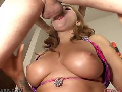 Bunny, Big Cock, Big Tits, Blowjob, Bunny, Couple