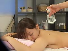 Busty Japanese enjoys some hot hardcore Japanese sex