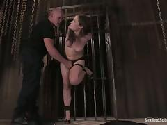 All, BDSM, Bondage, Brunette, Humiliation, Smoking
