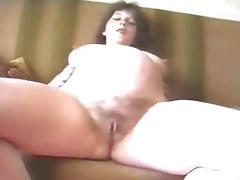 hairy pregnant milf