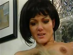 Hot Lesbian Retro Porn