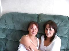 British Amateur Sarah Jane And Angelina
