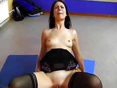 Pole dancing and pick up sex porn video