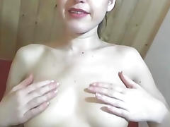 Fingering till She Reaches a Creamy Wet Orgasm