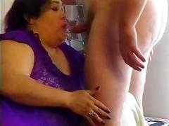 Sexy BBW Sindee Fucked