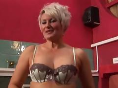 Old Lady, British, Cougar, Masturbation, Mature, Old