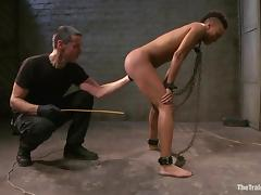 Bound, BDSM, Black, Bound, Ebony, Fetish