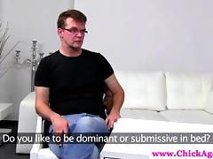 Audition, Audition, Babe, BDSM, Casting, Erotic