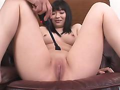 Toys Fucking Hina Maedas Pussy Makes Her Squirt