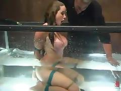 Bondage, BDSM, Blonde, Bondage, Fetish