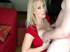Charlee Chase - personal assistant - big tit cumbath porn video