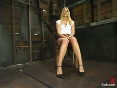 All, BDSM, Blonde, Bondage, Spanking