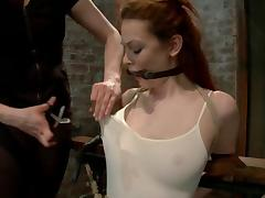 Slave, BDSM, Bondage, Humiliation, Pussy, Slave