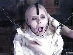 Bondage, BDSM, Blonde, Bondage, Bound, Fetish