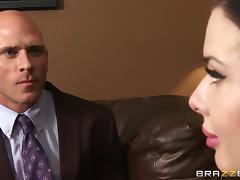 Cum Brushing, BDSM, Big Tits, Blowjob, Boobs, Boss