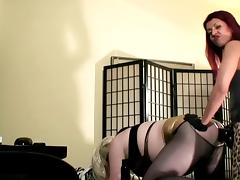 Fucked by hot mistress porn video