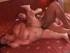 chubby midget slut gets stuffed @ dude i fucked a midget porn video