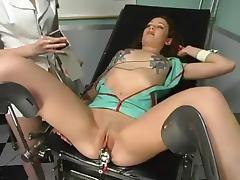Humiliation, BDSM, Femdom, Hospital, Humiliation, Strapon