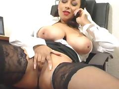 DC masturbates in the office :-PNTK-: porn video