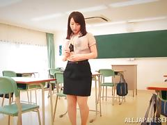 Asian Hoe In Miniskirt Is Ready For Hardcore Fucking