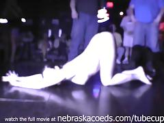 gangsta girls stripping for cash in lincoln nebraska