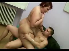 Big Ass Mature BBW Fucked
