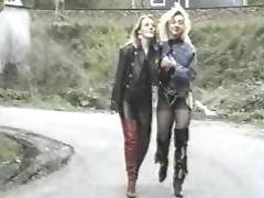 Prototypical german fetish videotape FL 7