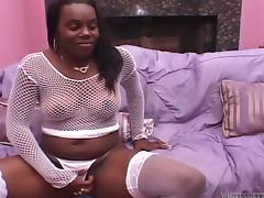 Black BBW, BBW, Big Tits, Bitch, Chubby, Chunky