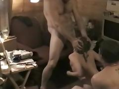 hot texas milf threesome party 1