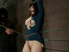 Bondage, BDSM, Bondage, Brunette, Mature, MILF