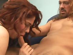 Chunky Tattooed Ladies' Fucked Hard Some Redhead Large Adjacent to Chunky Tits