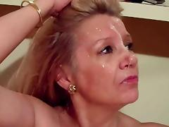 Grown up Wife Facial