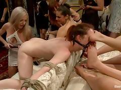 free Femdom porn tube