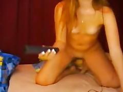 Hot Czech Model Smal Tits Stripping