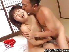 Fucking hot babe Ami Kitajima fuck part4