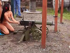 bad girls and big guns@badass season 2, ep. 2