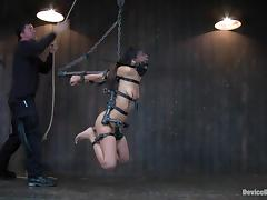 hispanic slut hanged and tortured