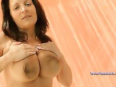 She has massive boobs porn video