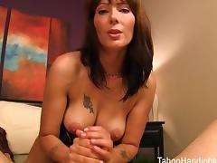 Mom, Big Tits, Boobs, Brunette, Couple, Cum