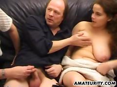 Mom and Boy, Amateur, Anal, Assfucking, Big Tits, Blowjob
