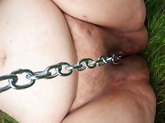 Chain Tricked porn video