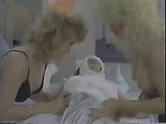 Tami White, Britt Morgan blowjob threesome